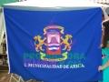 Municipalidad de Arica - Bandera Institucional